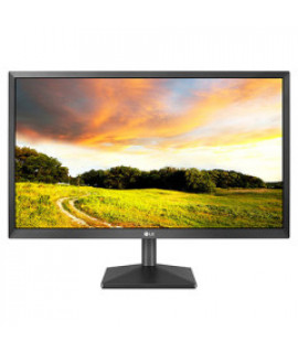 "Mecer 21.5"" 16 x 9 TFT LED Wide Monitor, 1920 x 1080, Full HD W/VGA + HDMI & Built-in Speakers - Black"