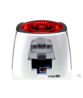 Evolis Card Printer; Badgy200, Entry Level