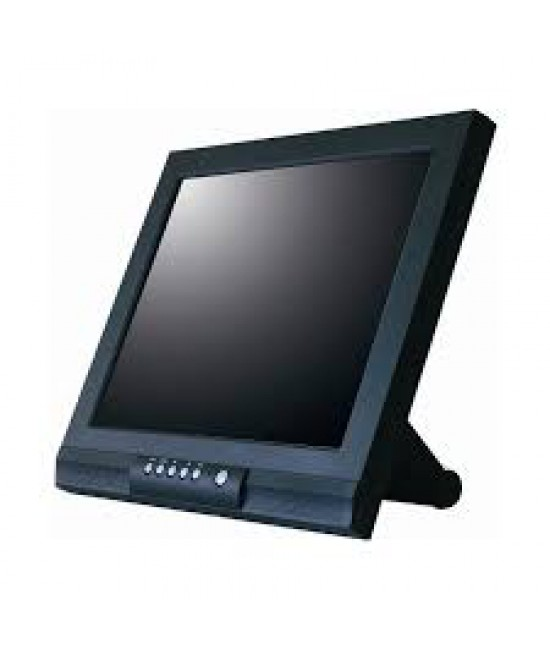 "Mecer Black 15"" LCD TFT Resistive Touch Screen"