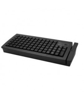 Posiflex KB6600BK Programmable Keyboard